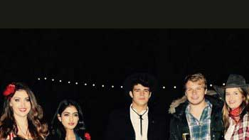 Check out Amitabh Bachchan's grand-daughter Navya Naveli with her besties