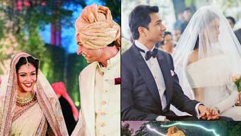 Check out exclusive photos from Asin's wedding