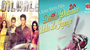 Check out fan-made posters of 'Dilwale'