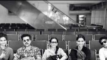 Check out Sonam Kapoor's family picture