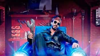 Checkout Dilwale's Cool Motion Poster