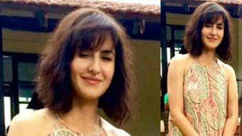 Checkout Katrina Kaif's Short Hair Look From 'Baar Baar Dekho'