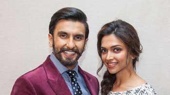 Deepika is a pleasure to work with says Ranveer Singh