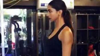 Deepika Padukone hits the gym to prep up for her Hollywood debut 'xXx'