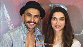 Deepika & Ranveer Open up About 'Bajirao Mastani'-'Dilwale' Clash