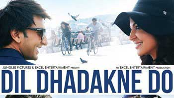 'Dil Dhadakne Do': Second Weekend Box-office Collections