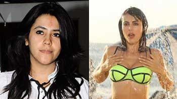 Ekta Kapoor objectifies men in 'Kyaa Kool Hain Hum 3' song