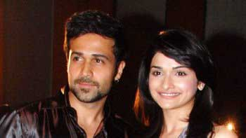 Emraan shoots a Romantic number with Prachi for 'Azhar'