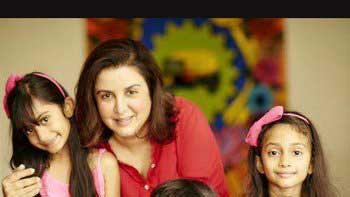 Farah Khan welcomes 'Gulab Jamun' in her family