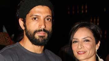 Farhan Akhtar, Adhuna Akhtar end their marriage