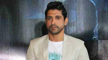 Farhan Akhtar shares first look of Romantic Song from 'Wazir'