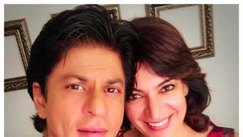 Find Out Who Taught SRK To Act!