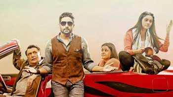 First Day Box Office Collection of 'All Is Well'