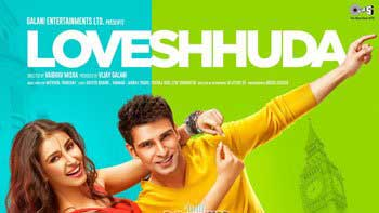 First Exclusive Poster: 'LoveShhudha'
