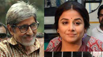 First Look: Amitabh Bachchan, Vidya Balan & Nawazuddin Siddiqui's In'Te3n'