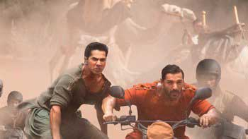 First Look of John Abharam, Varun Dhawan starrer 'Dishoom' out now
