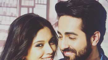 First Look Out: Bhumi Pednekar & Ayushman Khurana In 'Manmarziyaan'