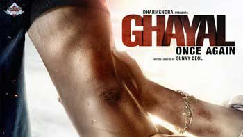 First Look Poster of 'Ghayal Once Again' out now