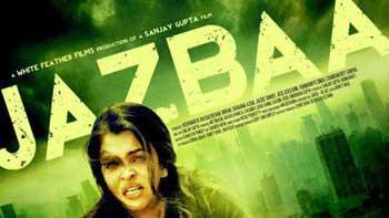 First Poster Of Aishwarya Rai Starrer 'Jazbaa' Revealed!