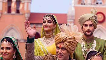 First Weekend Box Office Collection of 'Prem Ratan Dhan Payo'