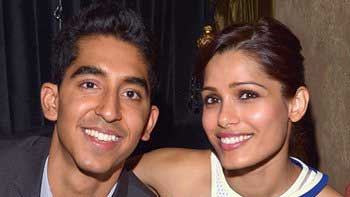 Freida Pinto, Dev Patel join hands for charity