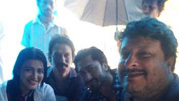 Fun Monsoon Shoots For The Cast & Crew Of 'Yaara'