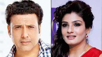 Govinda and Raveena Tandon become judge of reality show 'Shine of India'