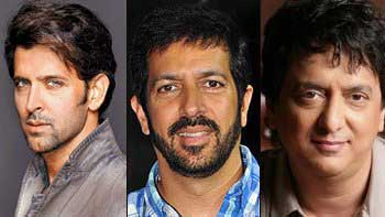 Hrithik, Kabir Khan & Sajid Nadiadwala Collaborate For An Untitled Next!