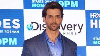Hrithik Roshan all set to host 'HRX Heroes with Hrithik Roshan'