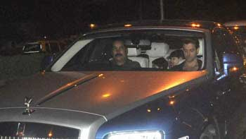 Hrithik Roshan buys Rolls Royce on his 42nd birthday