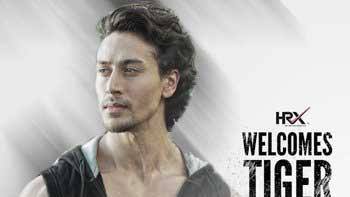 Hrithik Roshan Roped In Tiger Shroff To Be The Face Of His Brand 'HRX'