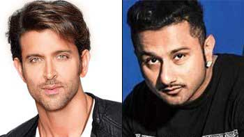 Hrithik Roshan To Feature In Honey Singh's Next Single!