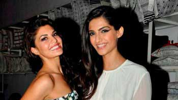 Jacqueline Fernandez Wants To Work With Sonam Kapoor