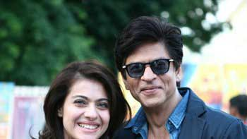 Kajol States That SRK Is A Technically Superior Actor!