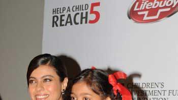 Kajol unleashes short film on significance of hand-washing'