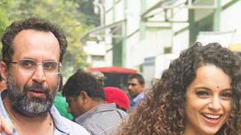 Kangana Hopes To Continue Creating Magic With The TWMR Director!