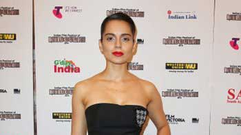 Kangana Ranaut chosen as 'Best Actress' by Indian Film Festival in Melbourne