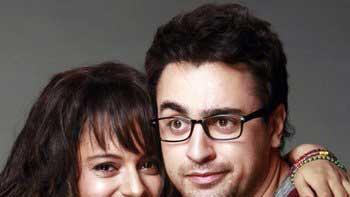 Kangana Ranaut & Imran Khan Meet Live-in Couples For 'Katti Batti'