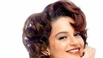 Kangana Ranaut to flaunt a pixie cut for 'Rangoon'
