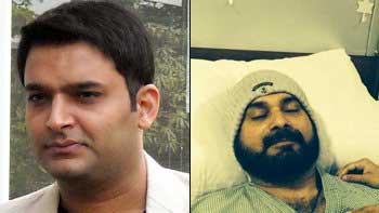 Kapil Prays For Sidhu Paji's Speedy Recovery