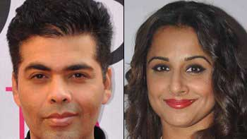 Karan Johar Feels Vidya Balan Should Receive 'All The Love' As She Joins Twitter