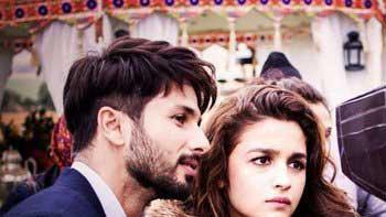 Karan Johar Reveals The Release Date Of Shahid-Alia Starrer 'Shaandaar'!