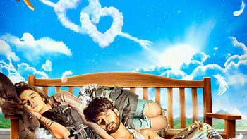Karan Johar Unveils The First Look of Shahid-Alia Starrer 'Shaandaar'