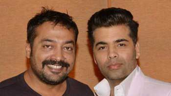 Karan Johar Wants To Team Up With Anurag Kashyap