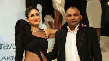Kareena Kapoor Khan, Gaurav Gupta bring the curtains down at Lakme Fashion Week