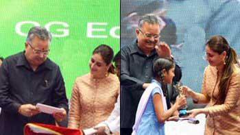 Kareena Kapoor Khan gives 'Chattisgarh jewels' award to 31 meritorious students
