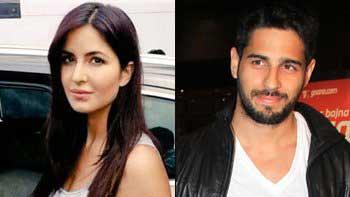 Katrina Kaif, Siddharth Malhotra to shake a leg on 'Tenu Kala Chashma Jajta Ve..'