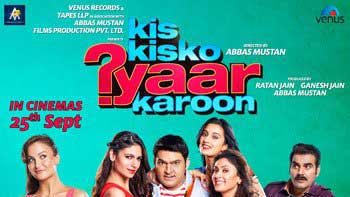'Kis Kisko Pyaar Karoon' Witnessed A Superb First Weekend Box-office Collection