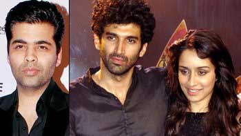 KJo to remake Mani Ratnam's 'O Kadhal Kanmani' with Aditya-Shraddha in the lead!