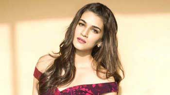 Kriti Sanon on what it is like to be an outsider in the industry